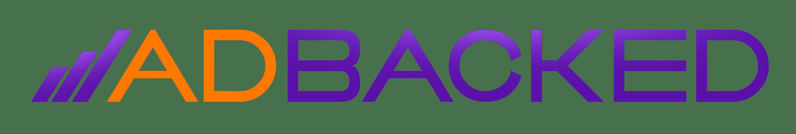 ADBacked Logo